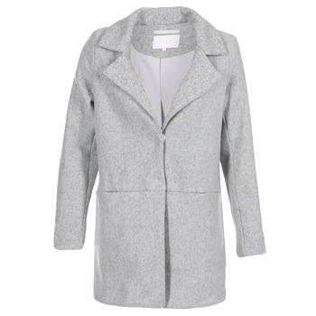 衣服 女士 大衣 Vila VIDORY 灰色