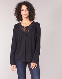 衣服 女士 女士上衣/罩衫 Vila VIEVERLY 黑色