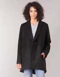 衣服 女士 大衣 Vila VICAMDON 黑色