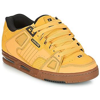 鞋子 男士 球鞋基本款 Globe SABRE 黄色