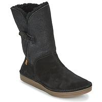 鞋子 女士 都市靴 El Naturalista RICE FIELD 黑色