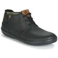 鞋子 男士 短筒靴 El Naturalista METEO 黑色