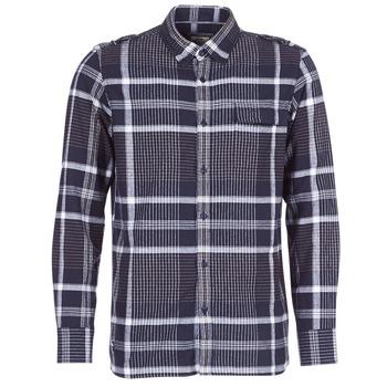 衣服 男士 长袖衬衫 Oxbow CAMPO 海蓝色