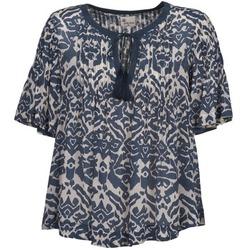 衣服 女士 女士上衣/罩衫 Stella Forest ANNAICK 浅米色 / 蓝色