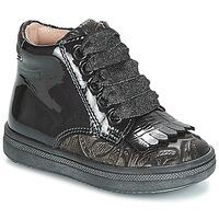 鞋子 女孩 高帮鞋 Acebo's DOLAGIRI 黑色 / 银灰色