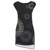 衣服 女士 短裙 Desigual SANDRINI 黑色