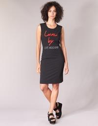 衣服 女士 短裙 Love Moschino WVE9301 黑色