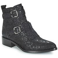 鞋子 女士 短筒靴 Philippe Morvan SMAKY1 V2 DAISY LUX 黑色