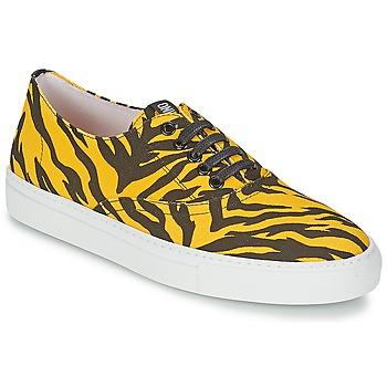 鞋子 女士 球鞋基本款 Moschino Cheap & CHIC LIBORIA 黄色 / 黑色