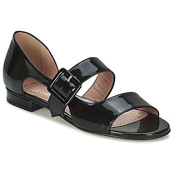鞋子 女士 凉鞋 Moschino Cheap & CHIC LORETTA 黑色