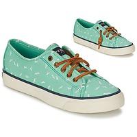 鞋子 女士 球鞋基本款 Sperry Top-Sider SEACOAST 绿色