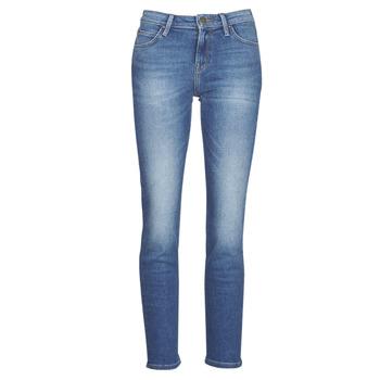 衣服 女士 直筒牛仔裤 Lee ELLY 蓝色 / Edium