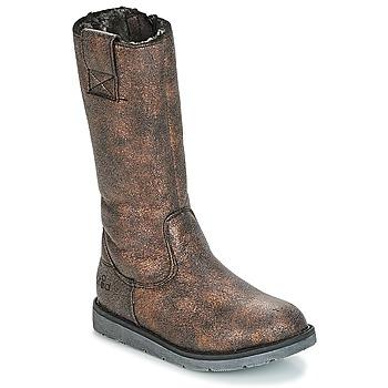 鞋子 女孩 都市靴 Mod'8 ALTANA 黑色 / 古銅色