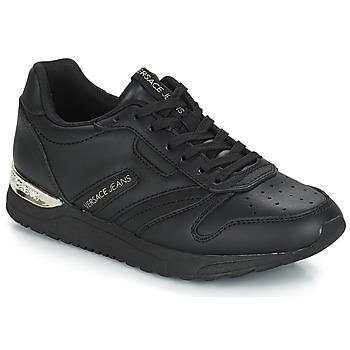 鞋子 女士 球鞋基本款 Versace Jeans TAPADO 黑色
