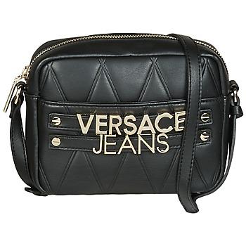 包 女士 斜挎包 Versace Jeans SOTARA 黑色