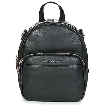 包 女士 双肩包 Versace Jeans LECHI 黑色
