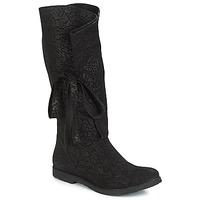 鞋子 女士 都市靴 Papucei LUCIA 黑色