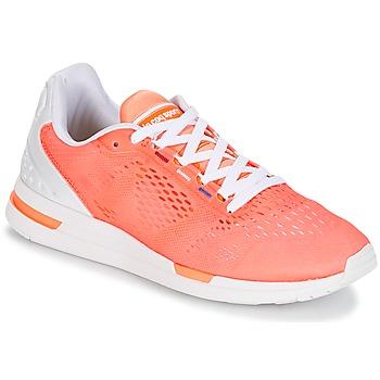 鞋子 女士 球鞋基本款 Le Coq Sportif 乐卡克 LCS R PRO W ENGINEERED MESH Papaya / 潘趣酒