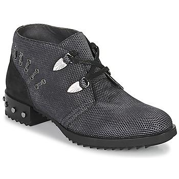 鞋子 女士 短筒靴 MAM'ZELLE XESTO 黑色