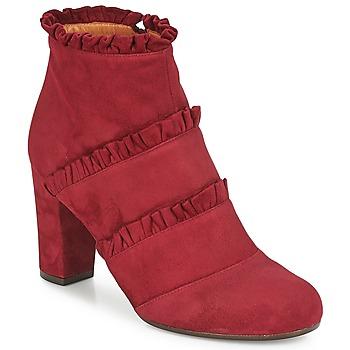 鞋子 女士 短靴 Chie Mihara KAFTAN 波尔多红