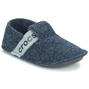 鞋子 儿童 拖鞋 crocs 卡骆驰 CLASSIC SLIPPER K 海蓝色