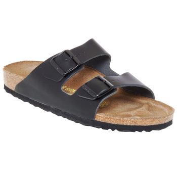 鞋子 男士 休闲凉拖/沙滩鞋 Birkenstock 勃肯 ARIZONA 黑色