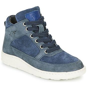 鞋子 男孩 高帮鞋 Bullboxer LAVINO 蓝色
