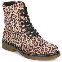 鞋子 女孩 短筒靴 Bullboxer LANA Leopard