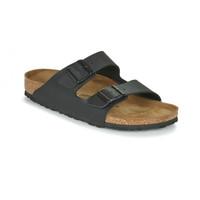 鞋子 休闲凉拖/沙滩鞋 Birkenstock 勃肯 ARIZONA 黑色