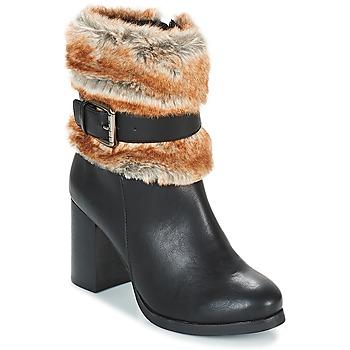鞋子 女士 短靴 Les P'tites Bombes JESSY 黑色