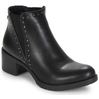 鞋子 女士 短靴 Les P'tites Bombes LAURA 黑色