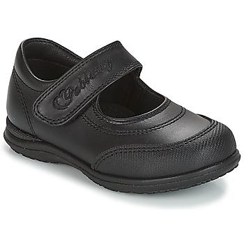 鞋子 女孩 平底鞋 Pablosky BEVRIL 黑色