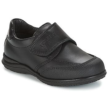 鞋子 男孩 德比 Pablosky BAKLAVO 黑色