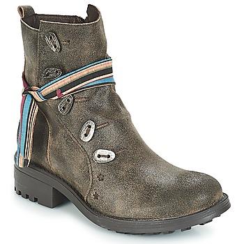 鞋子 女士 短筒靴 Felmini NOUMERAT 棕色