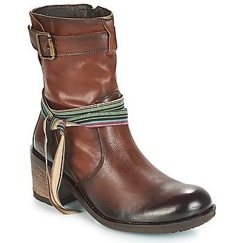 鞋子 女士 短靴 Felmini URRACO 棕色