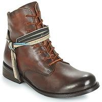 鞋子 女士 短筒靴 Felmini SANTIAGO 棕色