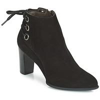 鞋子 女士 短靴 Perlato OERAD 黑色