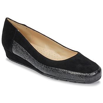 鞋子 女士 平底鞋 Perlato TRASA Cam / 黑色