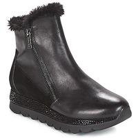 鞋子 女士 短筒靴 Café Noir DEBARO 黑色