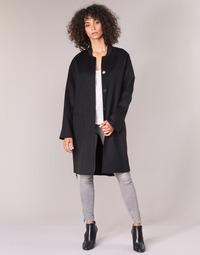 衣服 女士 大衣 Benetton MARBELLO 黑色