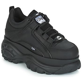 鞋子 女士 球鞋基本款 Buffalo NOUMERA 黑色