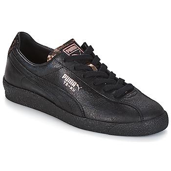 鞋子 女士 球鞋基本款 Puma 彪马 WN TE-KU ARTICA.BLACK-BLAC 黑色