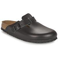 鞋子 洞洞鞋/圓頭拖鞋 Birkenstock 勃肯 BOSTON 黑色