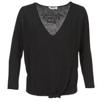 衣服 女士 羊毛衫 Kaporal TAFF 黑色