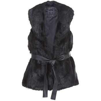 衣服 女士 外套/薄款西服 Kaporal CLINT 黑色