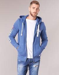 衣服 男士 卫衣 Kaporal FASK 蓝色