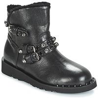 鞋子 女士 短筒靴 MIMMU MALONN 黑色