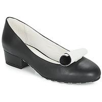鞋子 女士 平底鞋 Lola Ramona ALICE 黑色 / 白色