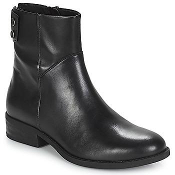 鞋子 女士 短筒靴 Vagabond CARY 黑色