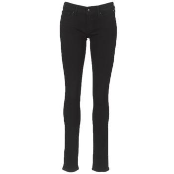 衣服 女士 紧身牛仔裤 Replay LUZ 黑色 / 05y